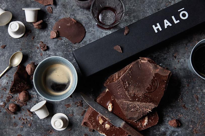 Halo: eco-friendly premium coffee