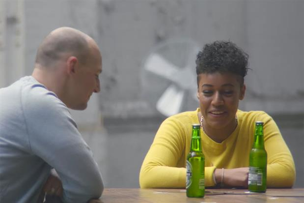 Heineken's 'Worlds apart' campaign tackled social issues