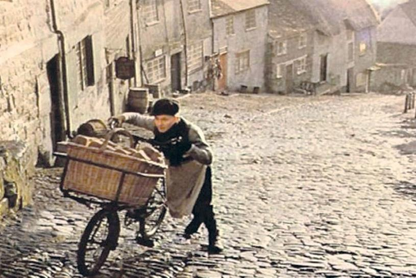"Hovis ""Boy on bike"" ad by CDP"
