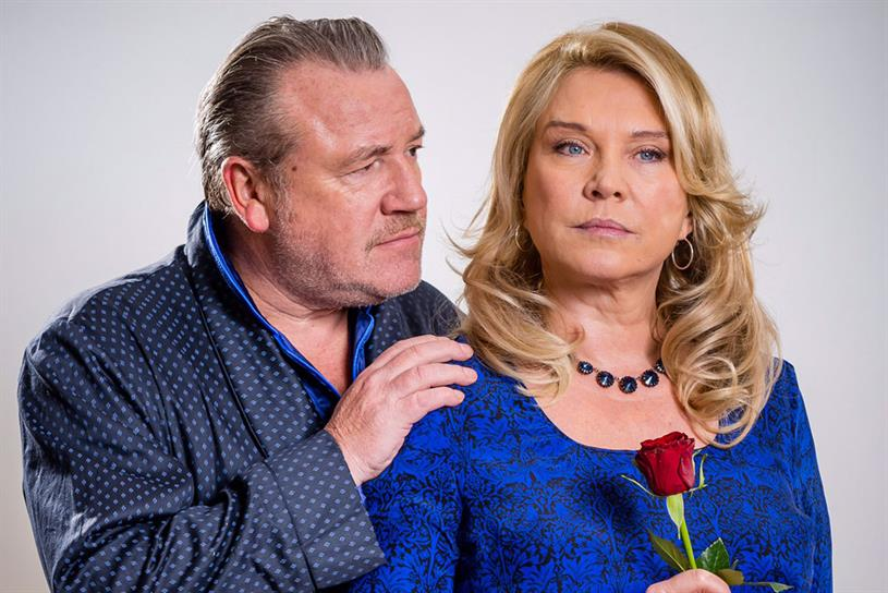 ITV's new drama series, 'The Trials of Jimmy Rose'