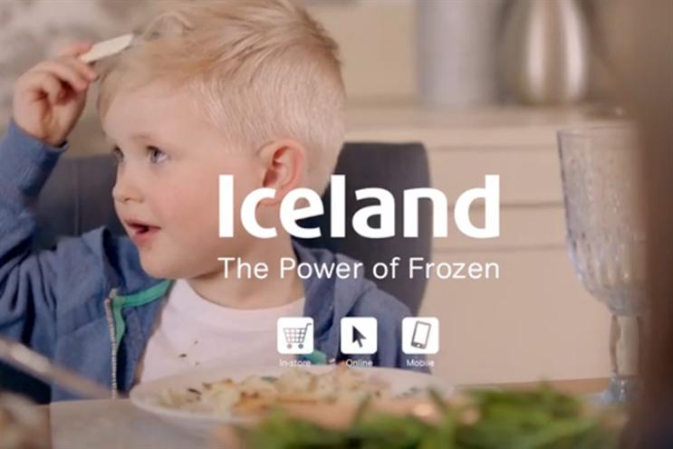 Iceland: its ads are created by Karmarama