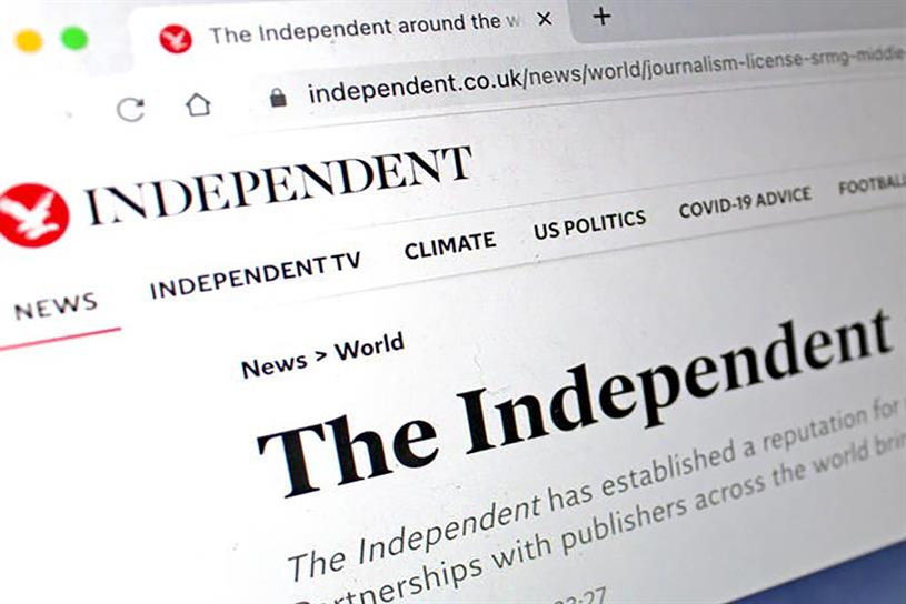 The Independent: strong results for FY2020