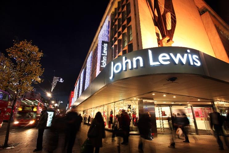 John Lewis: job cuts reflect growing importance of online