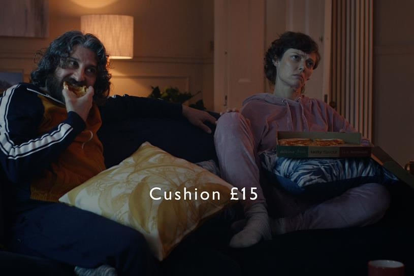 John Lewis: ad calls out the price of the products