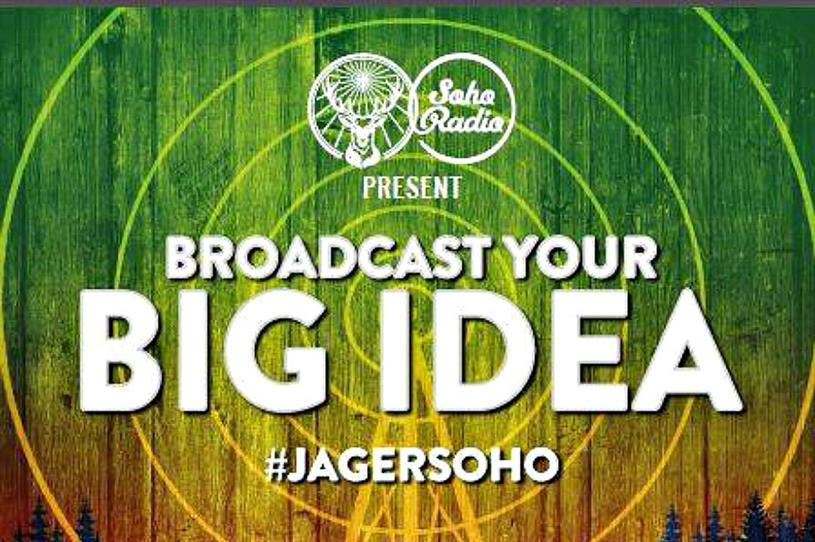 Jägermeister and Soho Radio launch Jäger Soho