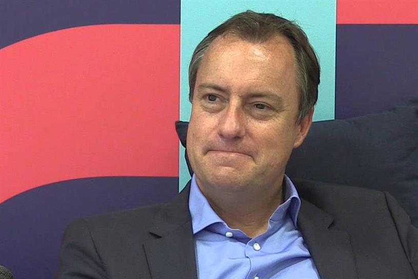 James Wildman: confirms move to Hearst UK