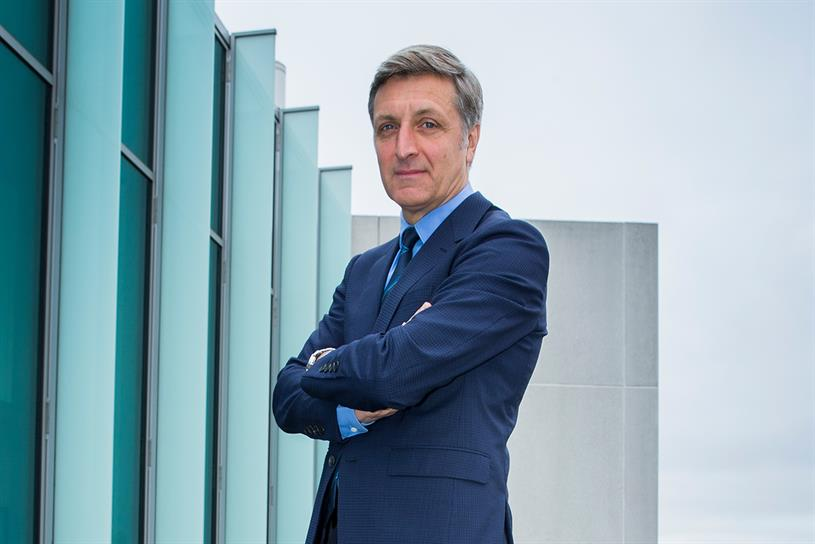 Jerry Buhlmann: stepping down as Dentsu Aegis Network boss at the end of the year