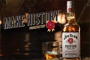 Jim Beam brand ambassadors will host tasting sessions