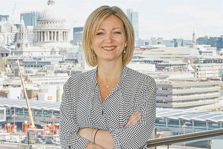 Jo Coombs: leaving OgilvyOne