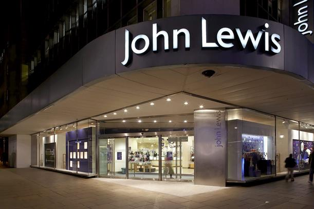 John Lewis sees profits fall 99% but marketing budget to remain unaffected