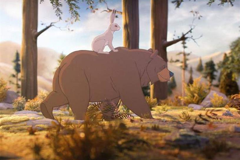 John Lewis: 'The bear and the hare' is a story relevant for these times