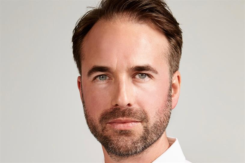 Jonathan Goodman: the Lida New York chief is returning to London as CEO