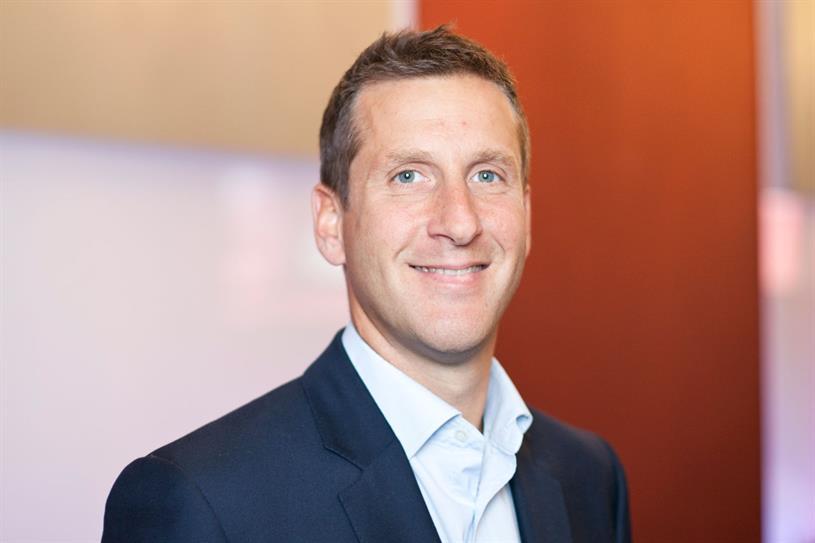 Josh Krichefski: joined MediaCom as chief operating officer of EMEA in 2011