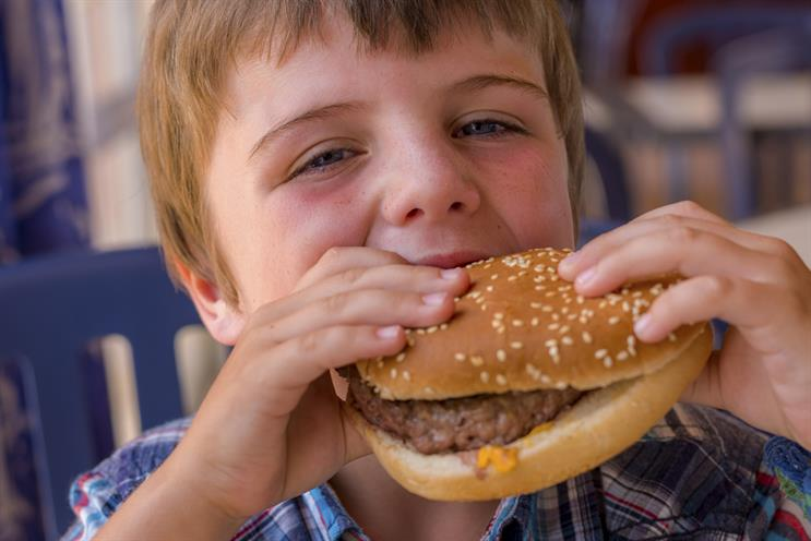 HFSS advertising: watershed might cut just two calories from children's daily intake