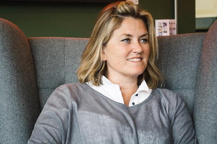 Karina Beasley, managing director, Gabriele