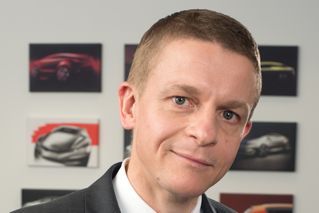 Mark Hopkins: new Kia UK marketing director