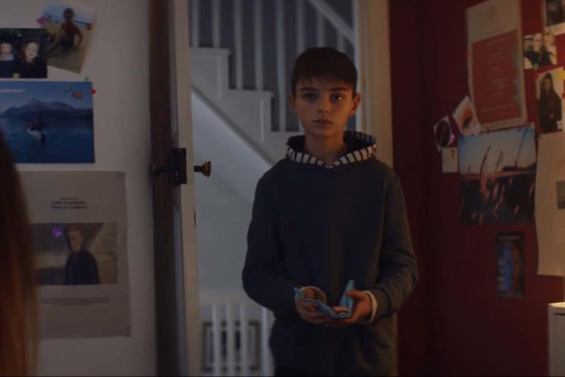 Mr Kipling: returned to TV in March with ad by McCann
