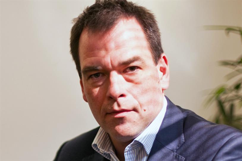 Kristof Fahy is chief marketing officer at Ladbrokes