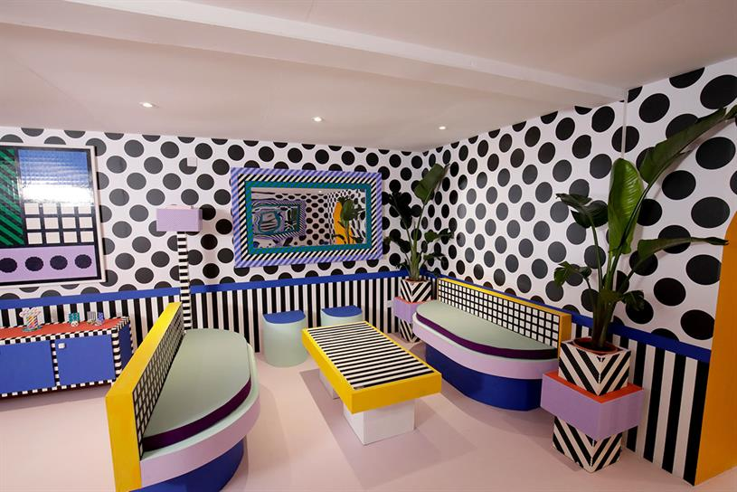 Lego: experiences like the 'House of Dots' could be reimagined to fit new UK guidelines