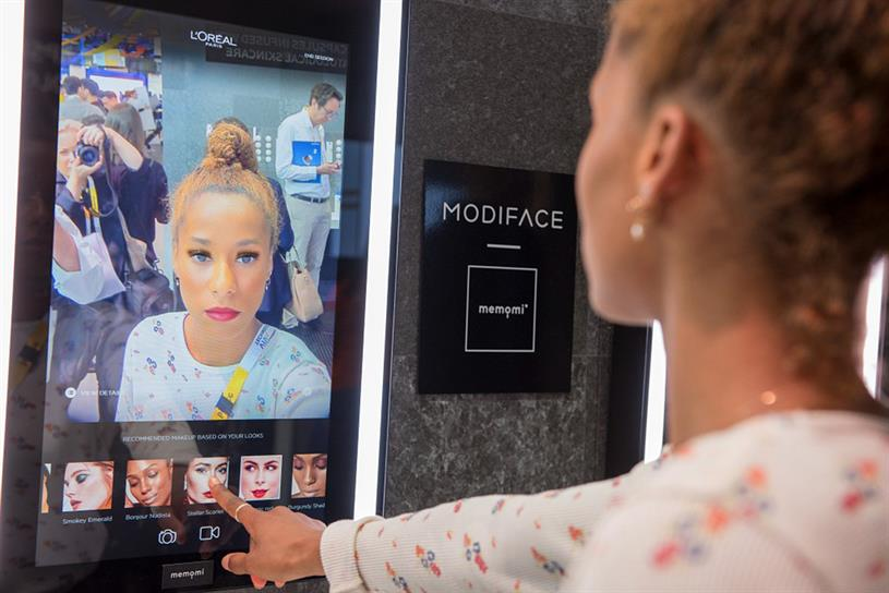 L'Oréal: wants to take more digital approach