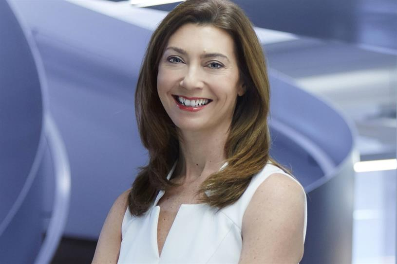 Lindsay Pattison: chief transformation officer, Group M