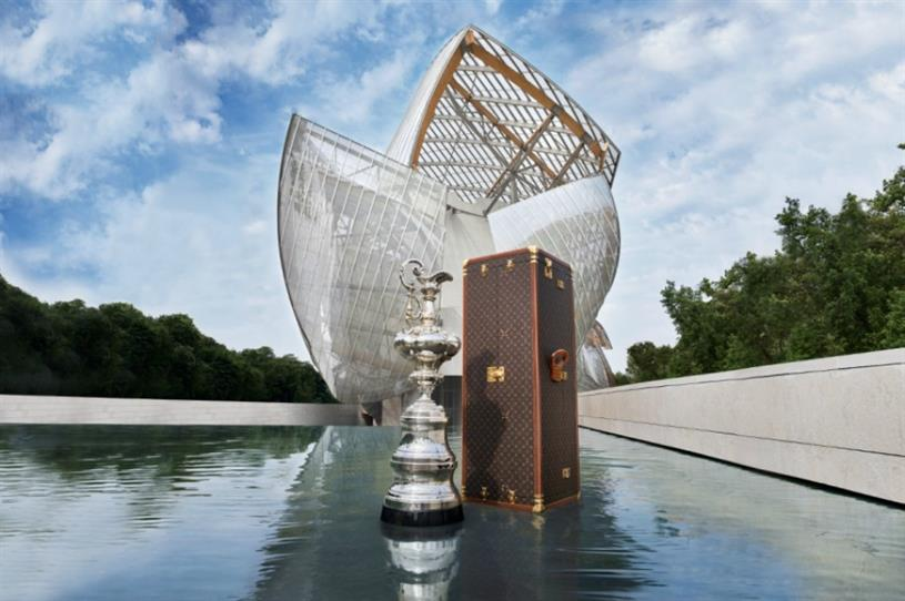 The bespoke case will be used to transport the America's Cup trophy (image: americascup.com)