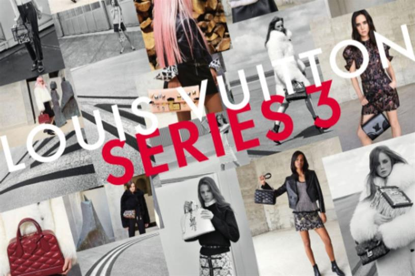 affc7c7d84e5 Louis Vuitton s Series 3 exhibition delves into the world of its creative  director