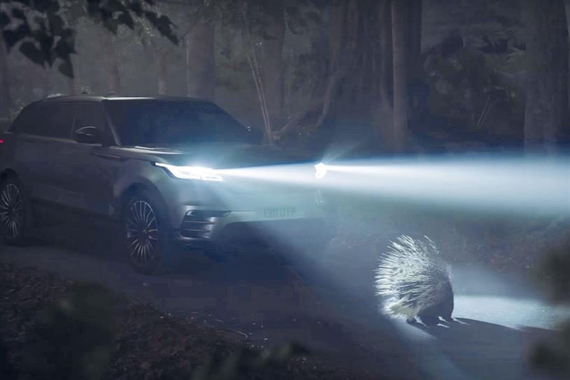 Jaguar Land Rover: car-maker has 50% stake in global agency Spark44