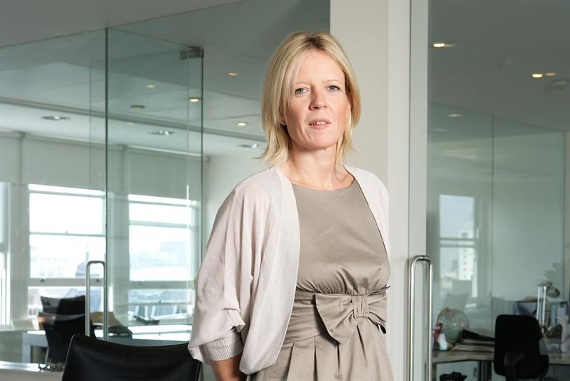 Lisa Thomas: she will leave M&C Saatchi for Virgin Enterprises