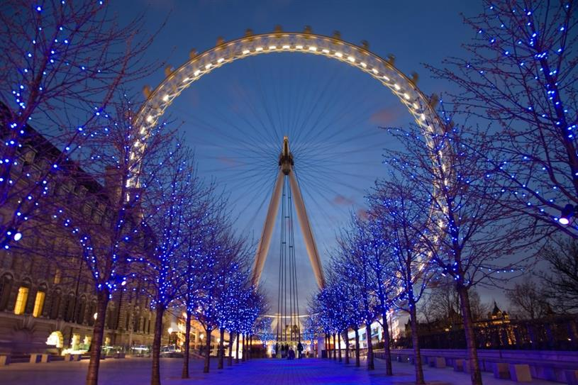 TripAdvisor to stage sleepover in London Eye