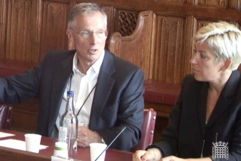 House of Lords enquiry: Smith and Carley