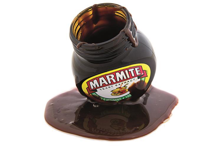 Marmite: a Unilever brand