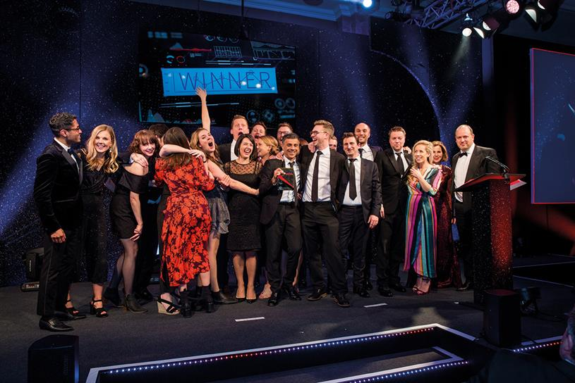Goodstuff Communications was the most awarded agency