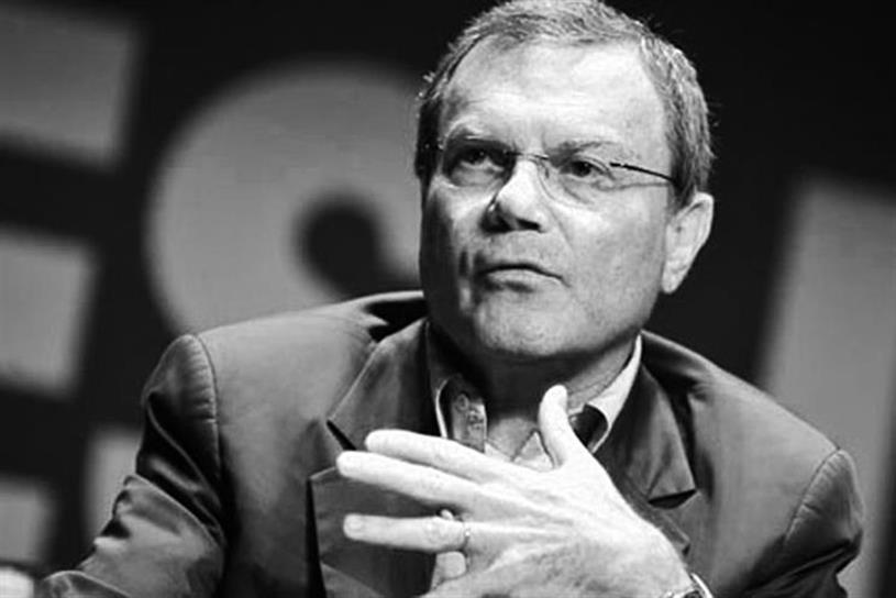 Sorrell: wants to reunite digital creative and media