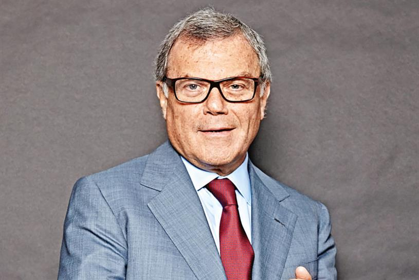 Martin Sorrell has led the company since founding it in 1985