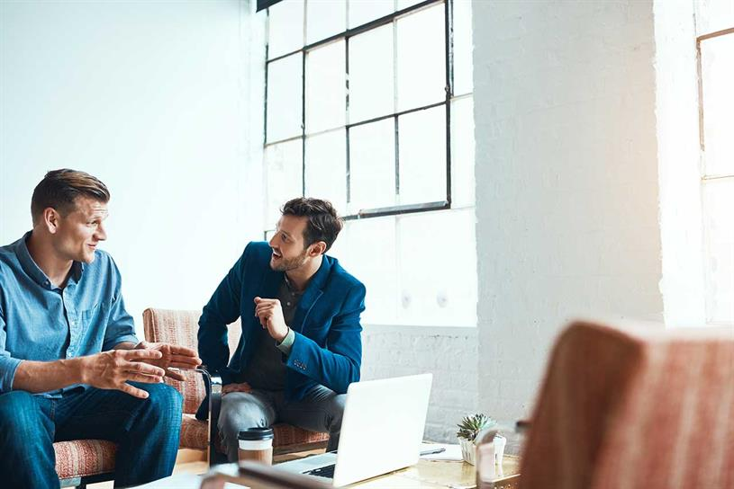 Masculinity: survey will explore issues such as office culture (Getty Images)