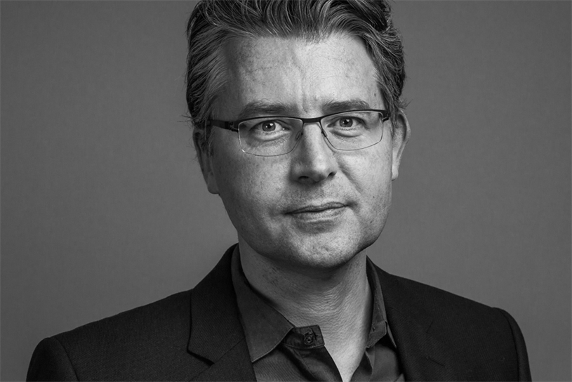 Matthias Schrader, chief executive and founder of SchraderSinner