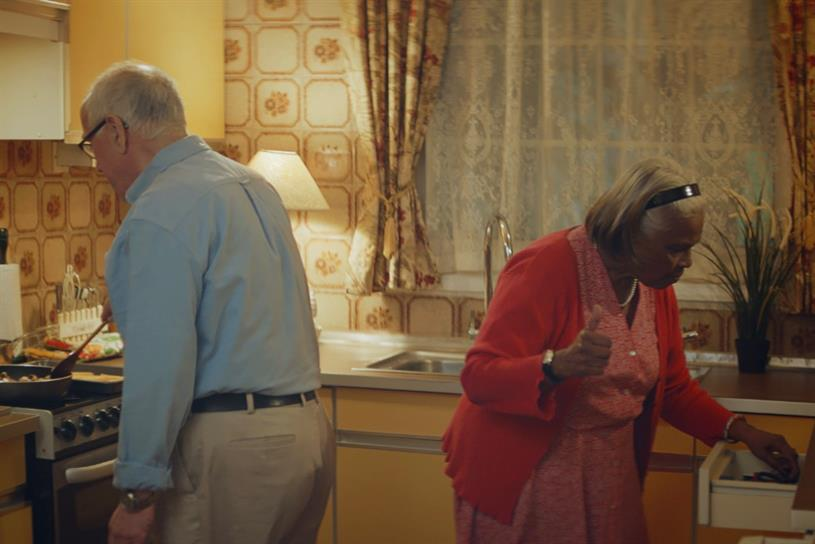 McCain ad: real-life couple Dorcus and Peter Fernandez