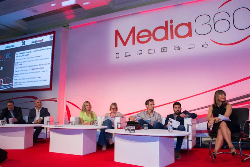 Last year's Media360