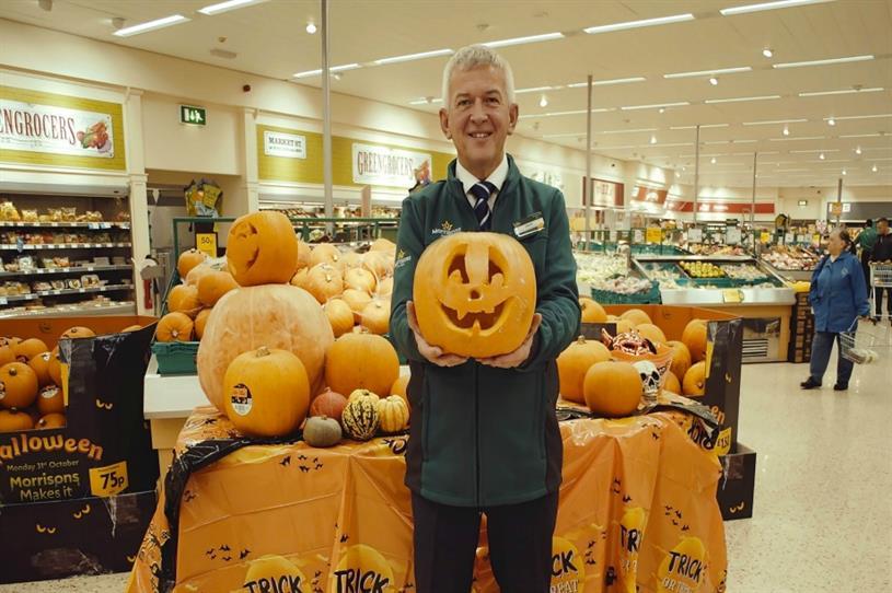 Morrisons launches Pumpkin carving classes for parents