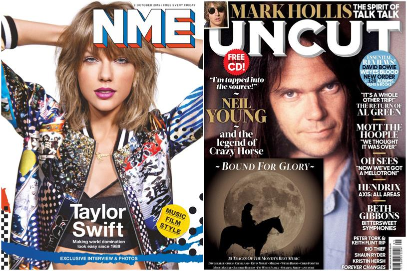 NME and Uncut: staff will remain in Blue Fin Building