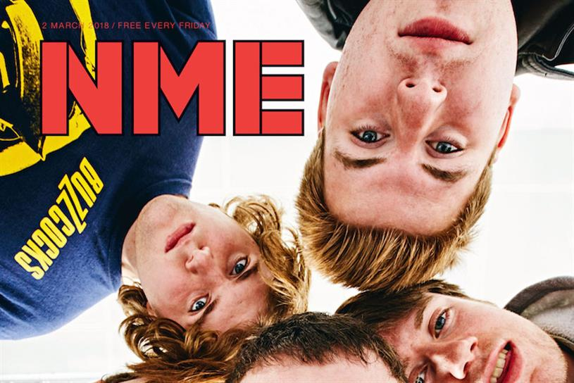 NME To End Print Edition