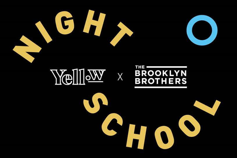 The Brooklyn Brothers: teaming up with Yellowzine