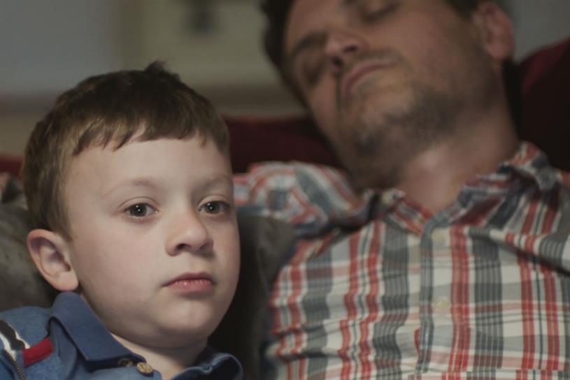 Nabs' 'Little voices' campaign