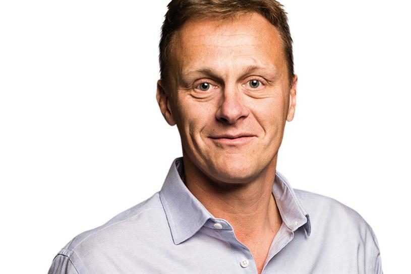 Nick Robinson: the marketing director, UK and Ireland, at Anheuser-Busch InBev