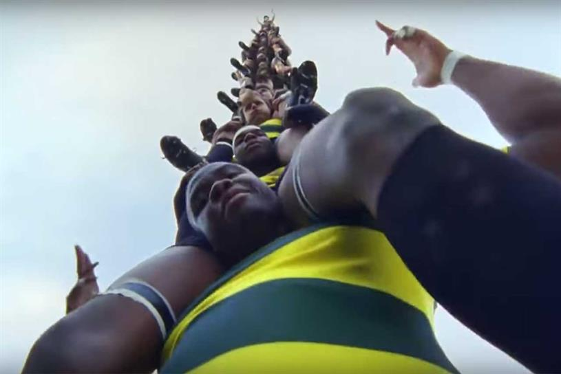 Nike: portrayed real Londoners in 2018 campaign