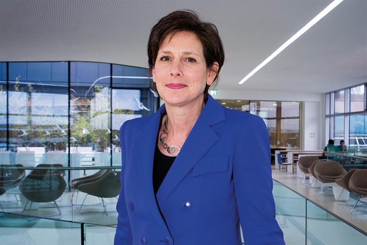 Nina Bibby: succeeds Alistair Macrow of McDonald's