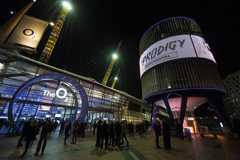 The O2: new ten-year deal includes naming rights and more benefits for O2 customers