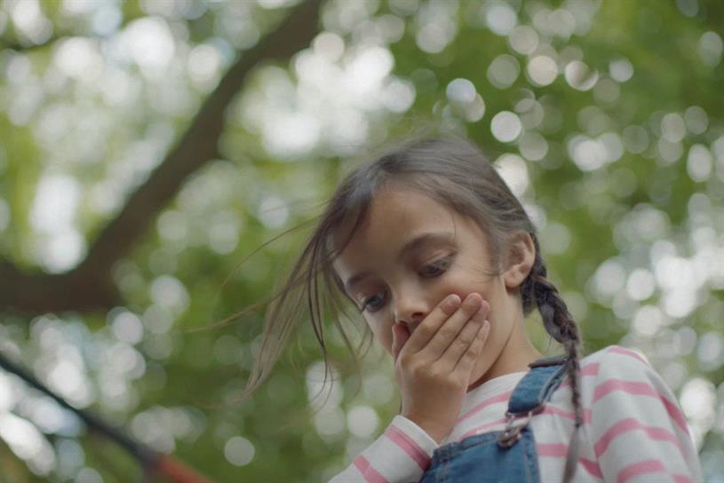 'Oops': O2's new campaign captures the moment a touchscreen breaks