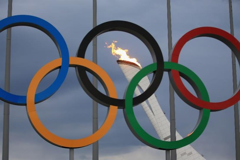 Olympics: delayed until 2021